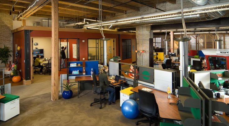 Open Office Space Google Search Office Ideas