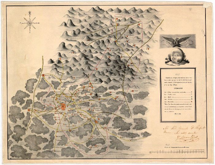 Ms de 25 ideas increbles sobre Mapa de queretaro en Pinterest