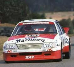 HDT Group A VH Commodore. Peter Brock.
