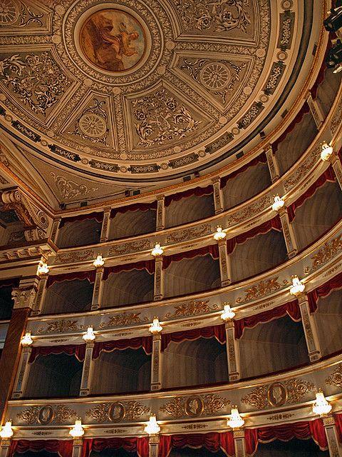 Teatro Massimo opera house, Sicily