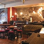Jamboree, Limehouse: This is one of our favourite venues in London, run by the lovely, if slightly crazy, Rena from Lichtenstein. Plays live folk/gypsy music (including us) most nights of the week.