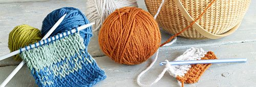 """The """"M"""" Word: Using Different Yarn Weights with the Help of a Little Math / Lion Brand Notebook - Lion Brand Yarn"""