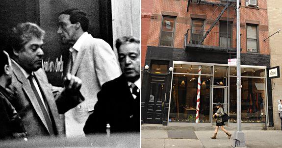 New York Mafia Social Clubs Past and Present : MAFIA TODAY