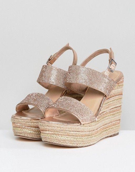 Pin en Zapatos de plataforma