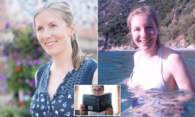Sarah Plater, 32, from Oxfordshire, battled insomnia for 10 years and the condition ruled her life, before she realised that focusing on positive memories would help her drift off to sleep naturally.