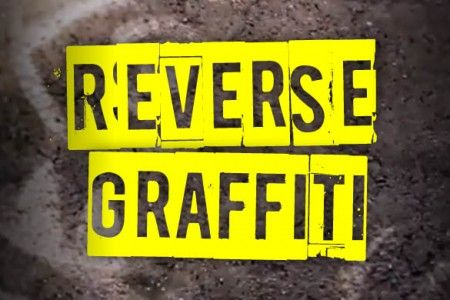 reverse graffiti - Google Search