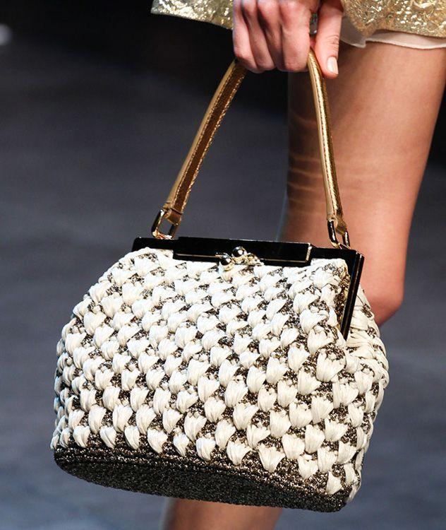 Dolce & Gabbana Spring 2014 Handbag