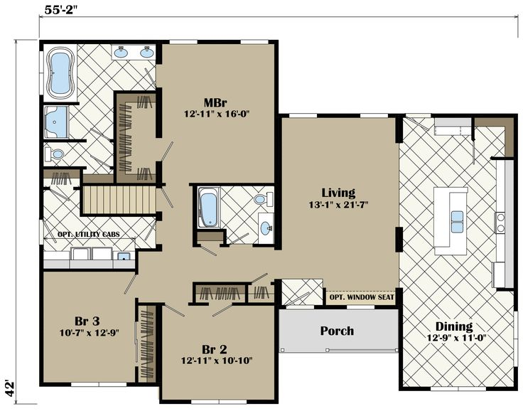 820 best House Plans images on Pinterest
