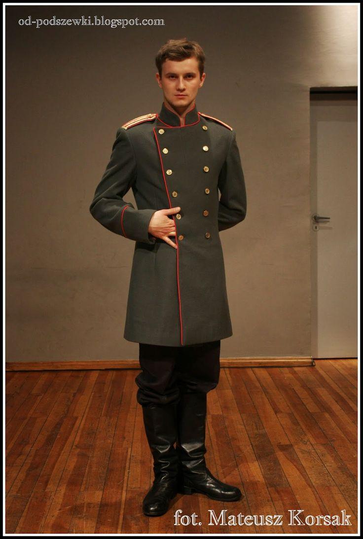 Russian uniform ca 1900s.  by Unicornis