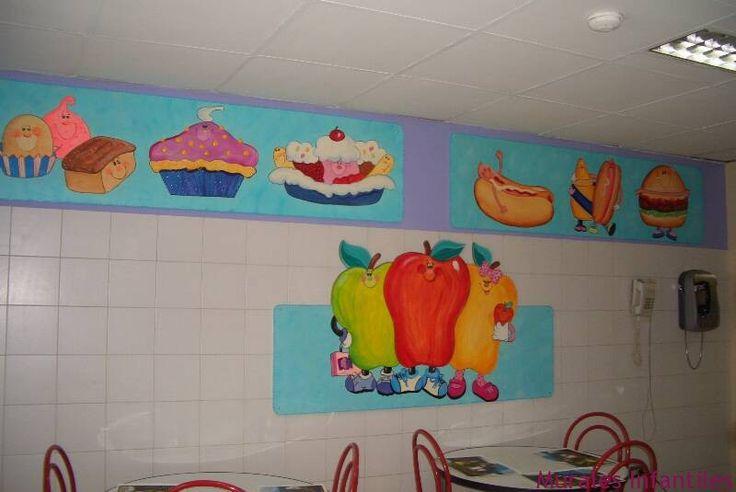 Ideas para decorar un comedor escolar buscar con google - Ideas para decorar un comedor ...