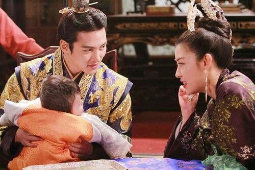 Ha Ji Won& Ji Chang Wook, Empress Ki