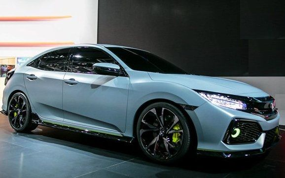 2017 Honda Civic hatchback revealed , Car News - K4car.com