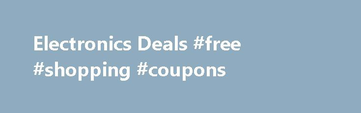Electronics Deals #free #shopping #coupons http://coupons.remmont.com/electronics-deals-free-shopping-coupons/  #electronic coupons # Electronics Coupons Last Wednesday, July 15th Amazon celebrated its first annual Prime Day, proving that if you're enough of a commercial juggernaut you can make up your own holiday, just like Valentine's Day or Trump Morrow Eve. Expectations ran high, with Amazon promising more deals than Black Friday. So how'd it turn out? Depends who you talk to.Amazon…