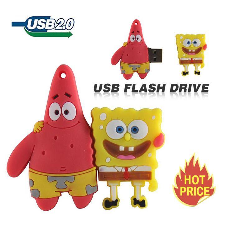 SpongeBob and Patrick Friends Forever USB Flash Drive - Buy this stuff here: https://www.bikinibottomstore.com/cute-spongebob-patrick-together-usb-flash-drive/ -   #spongebob #patrick #squidward #merchandise #goods #bikinibottom #party #balloon #home #interior #bedroom #bathroom #dolls #toys #aquarium #ornament #travel #cartoon #anime #hero #onlineshop #products #supplier