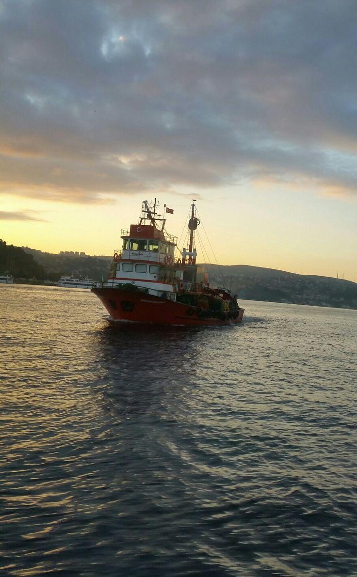 Beykoz Balıkçı Teknesi