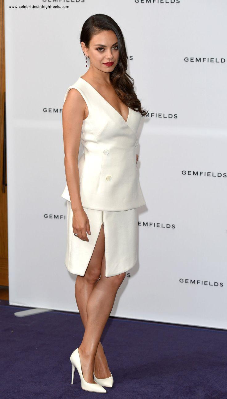 mila kunis shoes more mila kunis 13 jpg secret stiletto high heels hot ... Mila Kunis