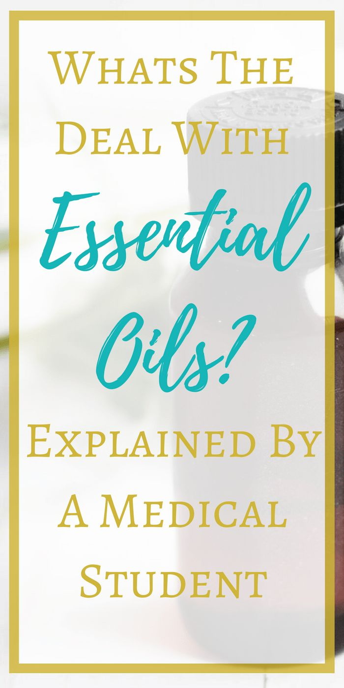 Why are essential oils so popular? This post explains the science behind these little jars and ways in which they can actually benefit your health!