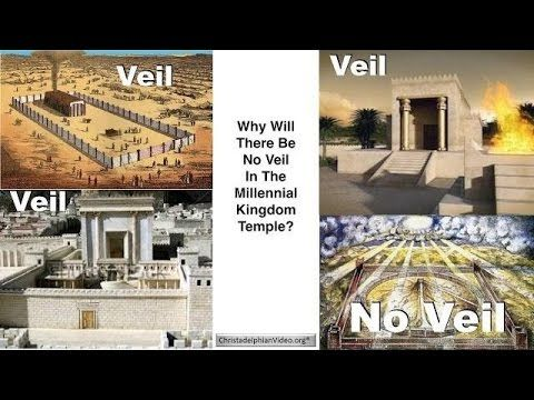 Why no Veil in the Kingdom Temple? Visions of the Kingdom Age No 27