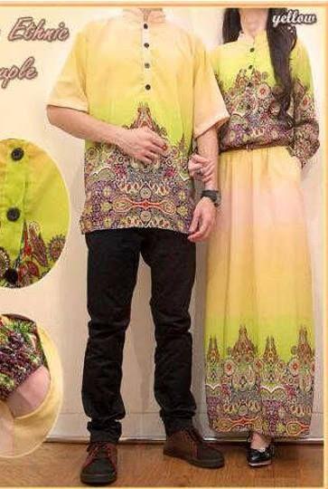 City Couple, ( Maxi Dress Pinggang Karet + Kemeja Krah Shanghai ) Bahan Twiscone, Free Belt Fit L Harga : Rp. 159.500,-/pasang Kode Produk / Product Code : CL2309 www.fashiontermurah.com