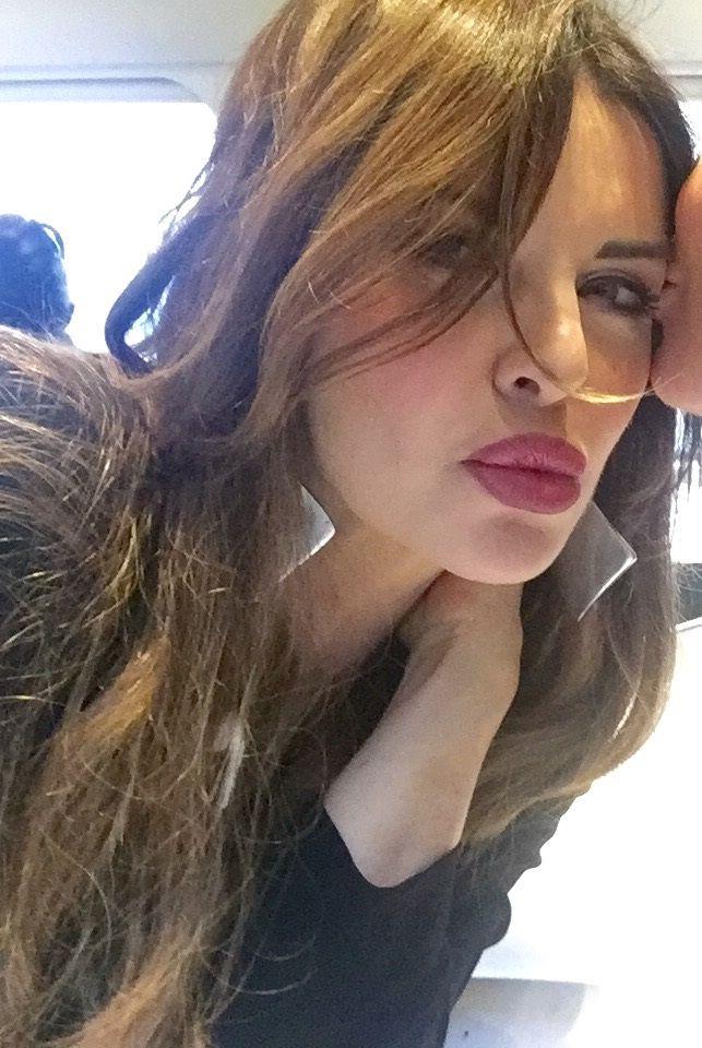 129 Best Alba Parietti Images On Pinterest Gossip News
