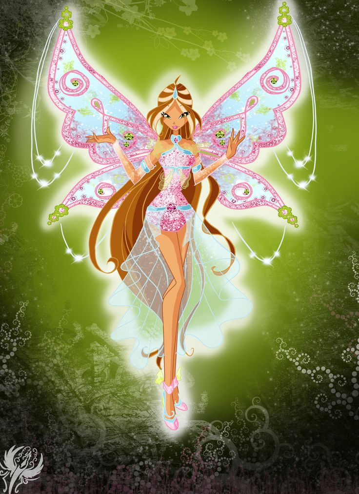 bloom and daphne | Winx Sparklix! [Extra Versions] - The Winx Club Fan Art (17197508 ...
