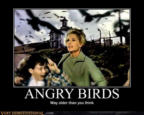ANGRY BIRDS http://chzb.gr/Ywg8ry ANGRY BIRDS way older than you think