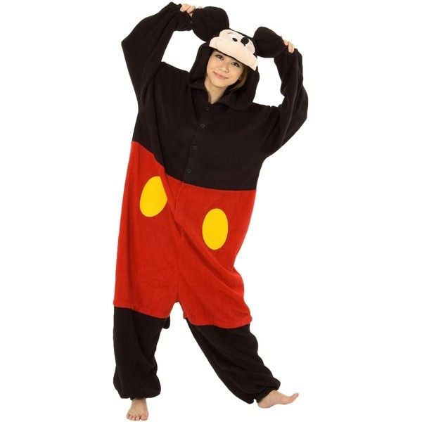 Best 25 Adult Mickey Mouse Costume Ideas On Pinterest