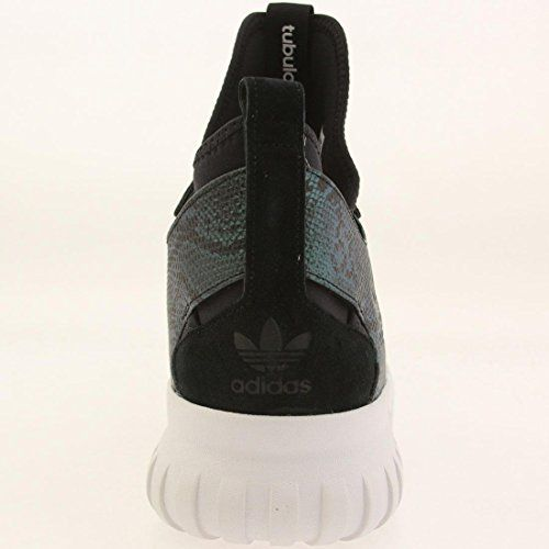 #Tubular X #Mens in #Black by #Adidas This model takes inspiration from the previous #Tubular Runner. The sole features a molded line pattern. This is similar to the popular trend as seen on previous Y3 and Yeezy related #Adidas shoes. https://boutiquecloset.com/product/tubular-x-mens-in-black-by-adidas/