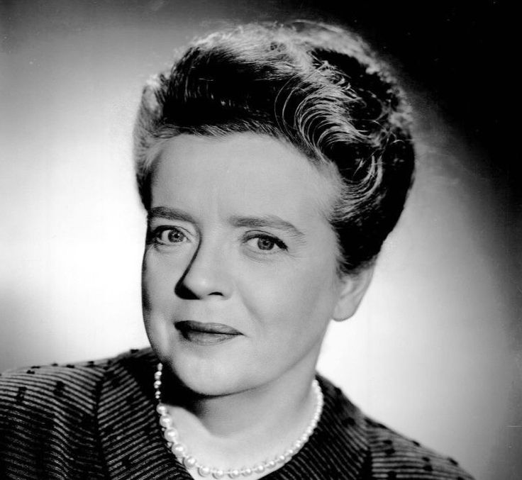 Frances Bavier | Mayberry's Aunt Bea