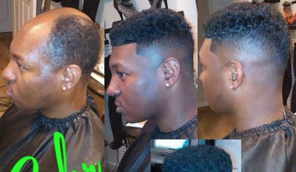Stylists And Barbers Are Installing Man Weaves For Men