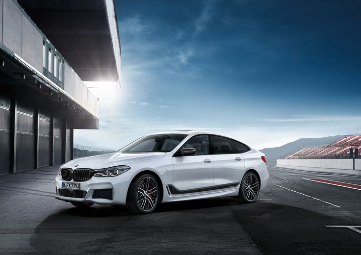 BMW M Performance Parts Give The New 6 GT A Sportier Look