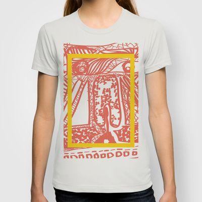 Thimk T-shirt by Abanoub Sobhy - $18.00