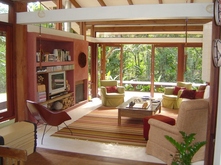 Camburi beach house   tropical   living room   other metro   Max Gosslar23 best Caribbean Houses images on Pinterest   Caribbean  . Tropical Living Room Design. Home Design Ideas
