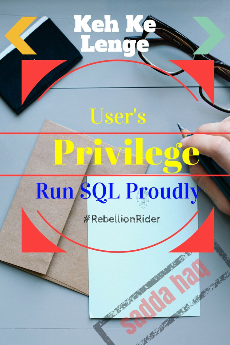114 best oracle database blog from the world images on pinterest a user privilege the right to run a sql statement pl sqlsql tutorialoracle baditri Choice Image