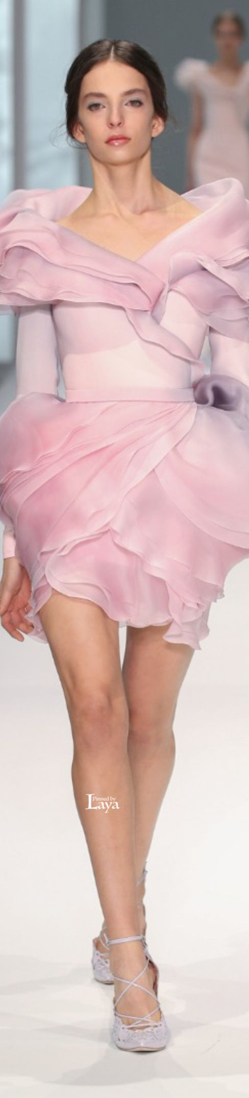 RALPH & RUSSO.        Spring/Summer 2015.          COUTURE.
