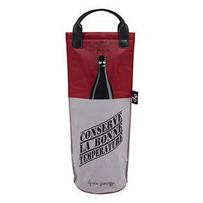 Insulated Wine Bottle Bag