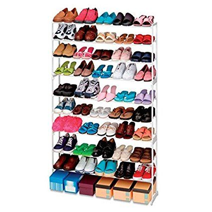 M s de 25 ideas incre bles sobre zapatero apilable en for Armario zapatero amazon
