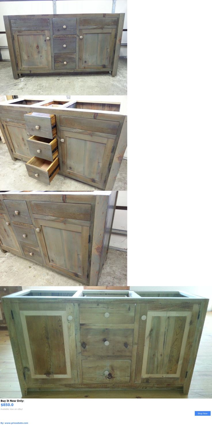 1000+ ideas about unfinished bathroom vanities on pinterest