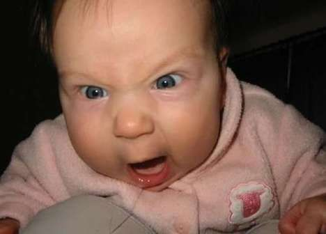 Angry Baby Memes Photos 1 - Angry Baby Memes pictures, photos, images