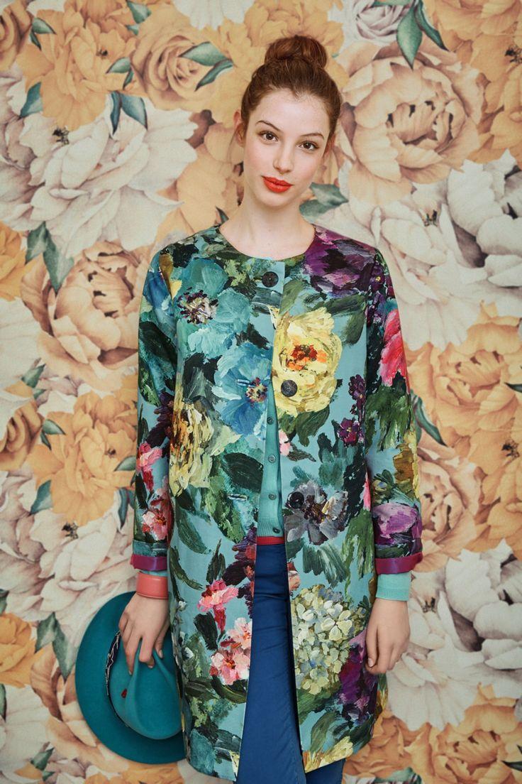 DIY couture: coudre un manteau pour la mi-saison