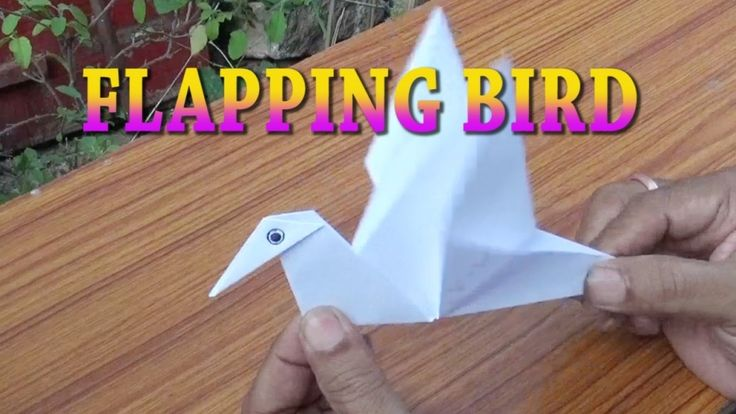 Best 13+ Epic paper craft birds step by step you need to know - flapping bird paper craft origami easy steps for kids youtube. Find another ideas about  #papercraftbirdsstepbystep form our gallery. Check more at http://premierscrapbookdesign.com/best-13-epic-paper-craft-birds-step-by-step-you-need-to-know
