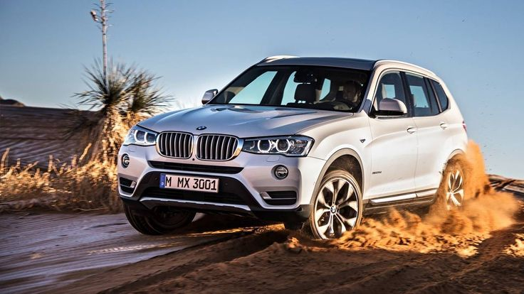 2017 BMW X3 Review Is a Swansong Before New Model Launches
