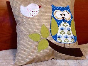 Taller: coser almohada