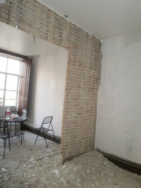 Resultado de imagem para estuque para paredes de tabique