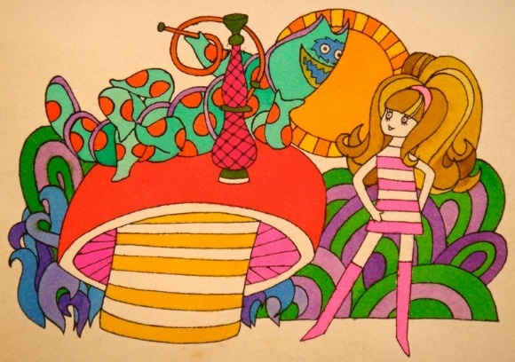 Alice in Wonderland' by David Klein