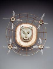 Mask: the bad spirit of the mountain | Dallas Museum of Art