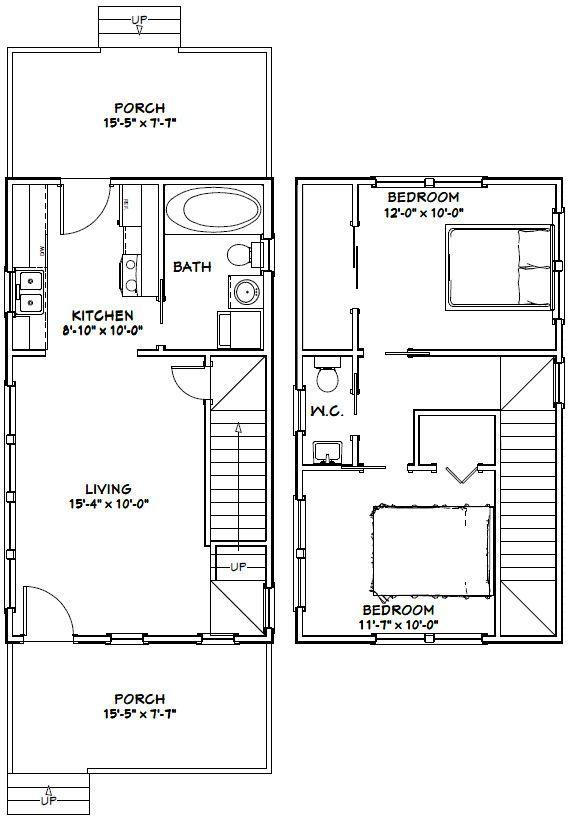 Pdf house plans garage plans shed plans floorplans for 28x32 floor plan
