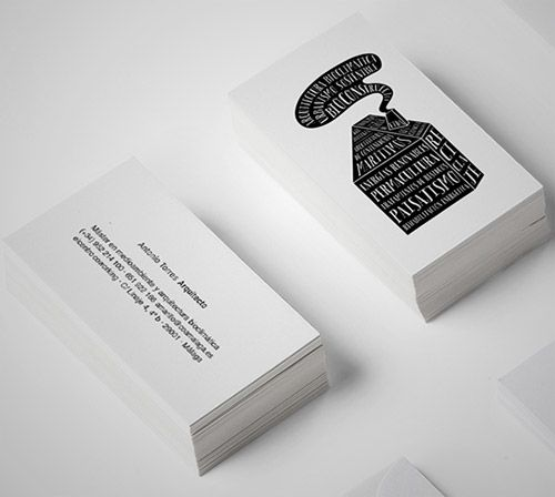 Architect Business Card 7