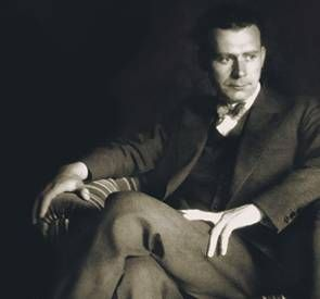 Lucian Blaga / 1895-1961/ was a commanding personality of the Romanian culture of the interbellum period. He was a philosopher and writer highly acclaimed for his originality, a university professor and a diplomat. He was born on 9 May 1895 in Lancrăm, near Alba Iulia, Romania