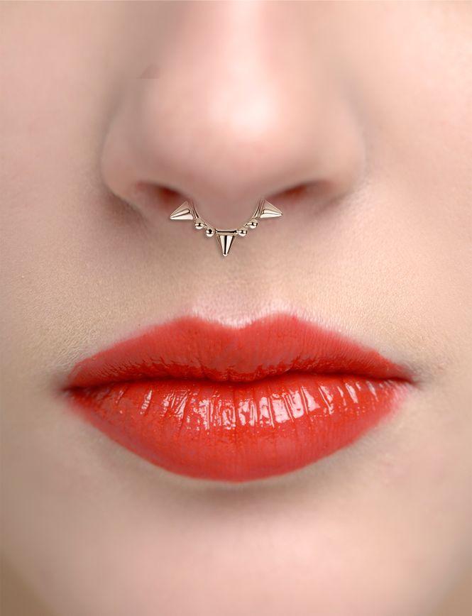 SEPTUM | Piercing Styles | Piercing